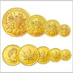 地金型金貨
